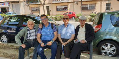 Óscar Lillo: «Las personas mayores serán una prioridad si llego a la Alcaldía de San Vicente del Raspeig»